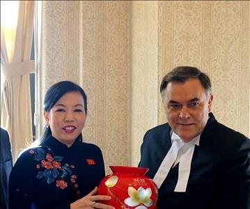 Thúc đẩy quan hệ giữa Quốc hội hai nước Việt Nam và Canada