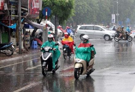 Dự báo thời tiết ngày 17/1: Bắc Bộ mưa rét, Nam Bộ nắng nóng