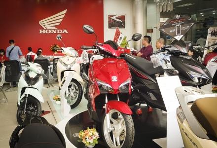 Quý II/2020: Lượng tiêu thụ xe máy ở Việt Nam giảm mạnh