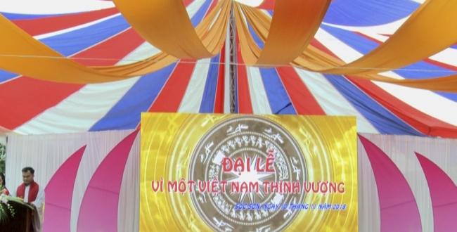 Đại lễ vì một Việt Nam Thịnh Vượng