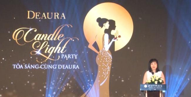 Hàng trăm khách hàng hội ngộ trong tiệc tri ân của thương hiệu Deaura