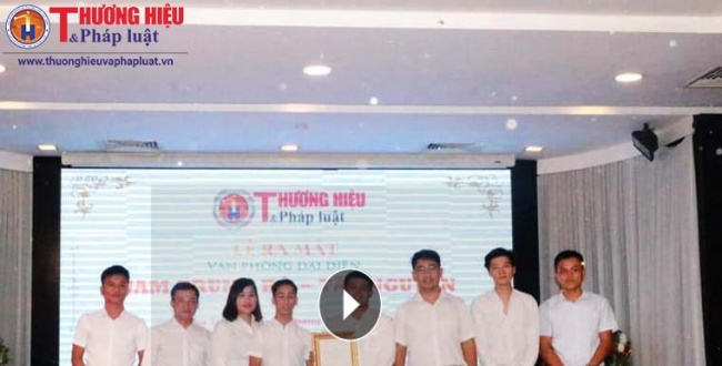 TCĐT Thương hiệu và Pháp luật ra mắt văn phòng đại diện Nam Trung Bộ - Tây Nguyên