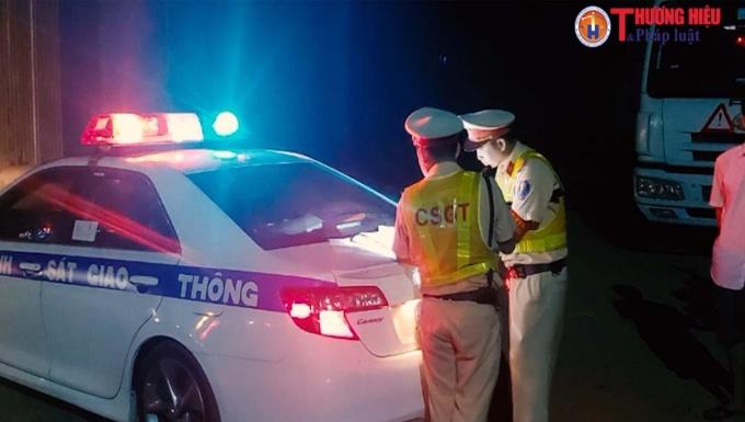 CSGT tỉnh Đồng Nai tăng cường tuần tra kiểm soát đảm bảo TTATGT