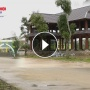 Phường Hà Huy Tập, TP Hà Tĩnh: Ngôi nhà gỗ lim đồ sộ được xây dựng trái phép?