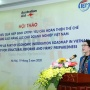 Hội thảo ,thực hiện hiệu quả hiệp định CPTPP, yêu cầu hoàn thiện thể chế và nâng cao năng lực cho doanh nghiệp Việt Nam.