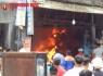 Hà Tĩnh: Cháy lớn dữ dội gần khu vực Trung tâm Thương mại Tây Sơn