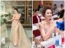 Hoa hậu Jennifer Phạm xuất hiện lộng lẫy, kiêu sa như công chúa khi làm giám khảo