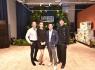 Hồ Ngọc Hà sánh đôi cùng Kim Lý đến khai trương trung tâm nội thất Bellavita Luxury tại Hà Nội
