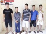 Hà Tĩnh: Tóm gọn 6 con bạc dưới hầm ngầm quán cà phê