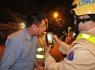 Xử phạt gần 6.300 trường hợp vi phạm nồng độ cồn