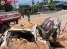Thanh Hóa: Tình tiết mới nhất vụ xe tải đè bẹp xe con làm 4 người thương vong