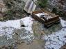 Yên Bái: Mưa đá đầu năm gây thiệt hại tài sản ở Mù Cang Chải