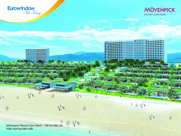 Movenpick Resort Cam Ranh 1