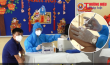 Long Biên, Hà Nội: Triển khai thần tốc tiêm chủng và xét nghiệm cho người dân