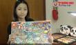 Cô bé 11 tuổi đam mê hội họa - Vẽ tranh cổ động phòng chống dịch Covid-19