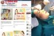 Viện thẩm mỹ quốc tế Maria spa: Hoạt động không phép, quảng cáo trá hình