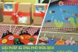 Giải pháp 3G - Giải cứu các bé, giải cứu phụ huynh và giải cứu giáo viên