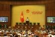 Kỳ họp thứ nhất – Quốc hội khóa XV họp phiên bế mạc hôm nay