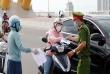 Hà Nội dừng kiểm soát giấy đi đường từ 6h ngày 21/9