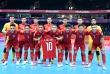 ĐT futsal Việt Nam ngẩng cao đầu chia tay VCK FIFA futsal World Cup 2021