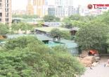 Dịch Vọng Hậu: Đến khi nào mới xử lý dứt điểm các nhà xưởng, bãi xe không phép?