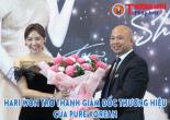 Hari Won chính thức trở thành Giám đốc Thương hiệu PURE KOREA