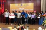 Chung kết Cuộc thi Ý tưởng Khởi nghiệp sáng tạo năm 2019