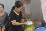 Con tử nạn, chồng liệt giường, người phụ nữ khốn khổ có nguy cơ mất nhà