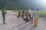 Phát hiện 40 người nhập cảnh trái phép vào Việt Nam