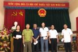 Thẩm mỹ Dr Huy Giang trao quà tri ân nhân ngày Thương binh - Liệt sĩ 27/7