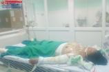Kon Tum: Xót xa cảnh 3 đứa con thơ mất cha trong vụ hỏa hoạn