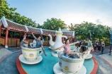 Từ ngày 2/7, Công viên Châu Á sẽ là điểm vui chơi đêm 'chất' nhất Đà thành