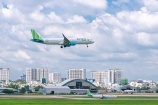Bamboo Airways bay đúng giờ nhất toàn ngành hàng không VN 6 tháng đầu năm 2020
