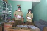 Đà Nẵng: Thu giữ 21.000 khẩu trang y tế không rõ nguồn gốc
