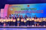 Quỹ Vì cuộc sống tươi đẹp trao tặng 200 triệu đồng cho học sinh khó khăn tại Đồng Nai