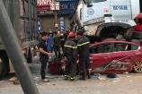Hà Nội: Khởi tố vụ TNGT nghiêm trọng trên Quốc lộ 5