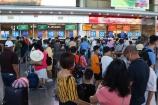 Đón gần 1700 hành khách mắc kẹt ở Đà Nẵng về Hà Nội và TPHCM