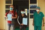 Hai bệnh nhân COVID-19 tại Quảng Ngãi được công bố khỏi bệnh