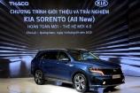 Kia Sorento 2021 ra mắt tại Việt Nam, giá từ 1.079 tỷ VNĐ