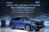 Thaco giới thiệu Kia Sorento (All new) - Mẫu xe Sorento thế hệ mới