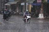 Dự báo thời tiết ngày 22/9: Bắc Bộ tiếp tục mưa dông