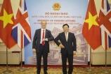 Vương Quốc Anh mong muốn thúc đẩy quan hệ Đối tác chiến lược với Việt Nam