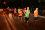 Chạy theo cung đường VPBank Hanoi Marathon ASEAN, thấy một Hà Nội lãng mạn đêm Thu