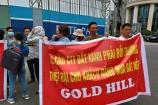 Chuyển đơn tố cáo Đất Xanh Group chiếm đoạt tiền khách hàng tại dự án Gold Hill đến cơ quan điều tra