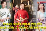 Nhà thiết kế Phạm Thị Cúc - Nữ doanh nhân có niềm đam mê cháy bỏng với áo dài Việt Nam