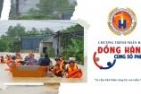 TCĐT Thương hiệu và Pháp luật trao 2000 suất quà hỗ trợ đồng bào bị lũ lụt ở miền Trung