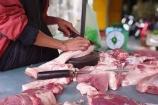 Giá lợn hơi hôm nay (25/10) đi ngang trên cả 3 miền