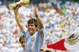 Huyền thoại bóng đá Diego Maradona qua đời