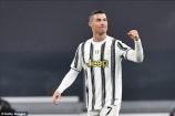Cristiano Ronaldo vượt thành tích phá lưới của Vua bóng đá Pele