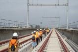 TPHCM: Dự án tuyến metro số 1 Bến Thành-Suối Tiên tiếp tục có sự cố